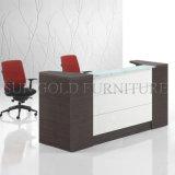 Moderner Möbel-Schönheits-Salon-kleiner weißer Aufnahme-Schreibtisch (SZ-RT015)