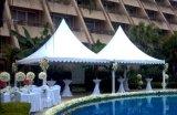중국 Upal 6X6m 판매를 위한 백색 PVC 큰천막 Pagoda 천막