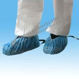 Wegwerfbarer PET Schuh bedeckt maschinell hergestelltes