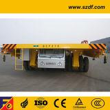 造船所の手段/平床式トレーラーのトレーラー(DCY270)