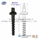 Screw ad alta resistenza per Railroad Use Accessories