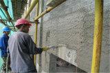 Машина замазки стены распыляя