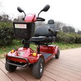 Rad-elektrischer Roller des Seiten-Controller-vier mit Doppelsitzen