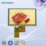 5.0 polegadas - indicador elevado da definição 800*480 LCD com tela de toque