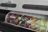 máquina solvente de la impresora de la etiqueta engomada del 1.8&3.2m Eco con la pista de Epson Dx7