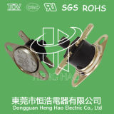 Commutateur thermique de découpage de la remise Ksd301 manuelle