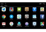 2017 автомобиль DVD Android 6.0 с USB WiFi Bt GPS