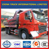 Camion à benne basculante lourd de Sinotruk HOWO A7 6X4 LHD