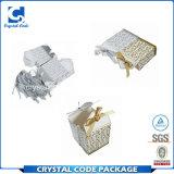 Umweltfreundlicher faltender Geschenk-Papierpapierkasten