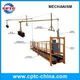 Piattaforma di lavoro della costruzione di serie di Zlp e Tabella di sollevamento rampicanti