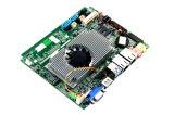 내장된 CPU 2GB DDR3를 가진 DC 12V에 의하여 끼워넣어지는 어미판