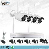 감시를 위한 대중적인 도난 방지 시스템 2.0MP IP WiFi NVR 장비