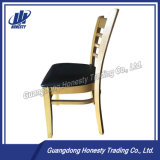 Cy114 PU 방석을%s 가진 의자를 식사하는 나무로 되는 저녁식사 의자