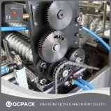 Halb automatische Zellophan-Filmhülle-Maschine