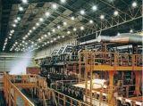 Luz elevada industrial do louro do diodo emissor de luz da lâmpada 140lm/W 100W do UFO do diodo emissor de luz de Meanwell