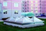 屋根50umの紫外線保護のための光通信のパソコンシートの天窓