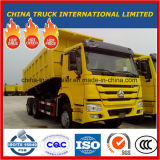 Camion Sinotruk HOWO dell'Etiopia 30 tonnellate 371 6*4 autocarro con cassone ribaltabile/resistente