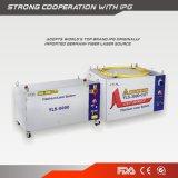machine de découpage de laser de la fibre 1000W pour les pièces agricoles en métal de matériel