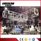コンサートのアルミニウム屋外段階の照明400X400頑丈なトラス