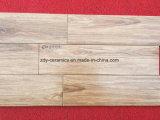 Porcelaine en bois chaude de tuile de Rloor de tuile de matériau de construction de Foshan