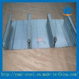 Tipo Closed ondulato strato di Decking per l'alloggiamento della struttura d'acciaio di palazzo multipiano