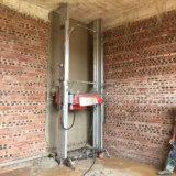 Machine automatique de plâtre de mur intérieur de machines de bonne qualité de Tupo de service global