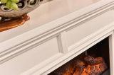Cheminée électrique d'hôtel de chaufferette moderne de meubles avec du ce Certifitate (343S)