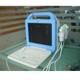 Explorador del ultrasonido de la computadora portátil con el monitor del LCD de 12 pulgadas