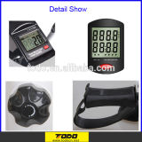 Exercitador do pedal do guindaste do equipamento da aptidão do exercício do braço e de pé
