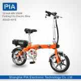 12 bici eléctrica plegable de la ciudad de la pulgada 48V 250W (THHA-40OEM)