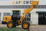 3ton Articulated Mini Wheel Loader