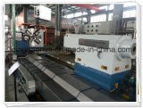 Torno horizontal del CNC de la alta calidad para trabajar a máquina el rodillo del papel de 8000 milímetros de longitud (CG61200)