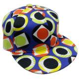 Gorras de béisbol del Snapback con Niza el pico superior Sb1550