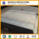 Chapa de aço suave laminada a alta temperatura de China