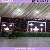 Colore completo che fa pubblicità allo schermo di visualizzazione dell'interno del LED del quadro comandi (P4)