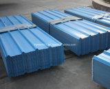 Aço de telhado ondulado duro de alta resistência com revestimento de cor