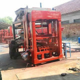 自動油圧煉瓦作成機械