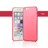 iPhone 5/5s/6/6 Plusのための極めて薄いSoft TPU Mobile Phone Case