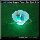 LLDPEのプラスチックが付いている4つの葉LEDのアイスペール