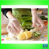 Gants Diposables en plastique pour nourriture, jardin, médical
