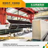 Linha de pouco peso fabricante da máquina do concreto AAC da areia e da cinza de mosca de planta de AAC