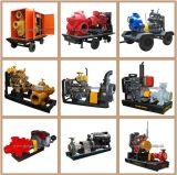 Diesel van het Water van de Brandbestrijding Pomp