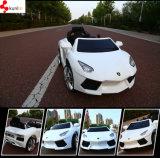 Plástico do carro elétrico do bebê com a bateria e o motor de controle remoto a preço barato feito em Hebei China