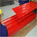 Dx51dの鋼板のPrepainted波形の電流を通された鋼板