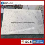 Относящая к окружающей среде мраморный поверхность камня кварца цвета для верхней части штанги верхней части таблицы Countertop/кухни