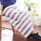 Cobertor contínuo pequeno da flanela do cobertor do poliéster (SR-B170316-41)