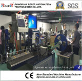 Planta de fabricación automática no estándar para la línea de productos sanitaria