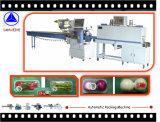 Машина упаковки Shrink жары Vegetable подноса автоматическая (SWC-590+SWD-2500)