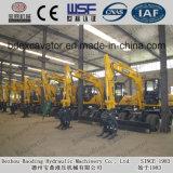 ISO9001 증명서를 가진 8개의 바퀴 드라이브 사탕수수 로더 또는 사탕수수 선적 기계