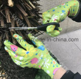 Gant de travail industriel avec le plongement de nitriles (N1561)